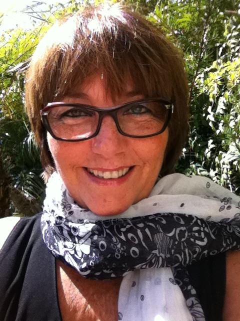 Alethéa Fagundes Sperb . Diretora do Departamento de Logística e Secretária da AMERGS.