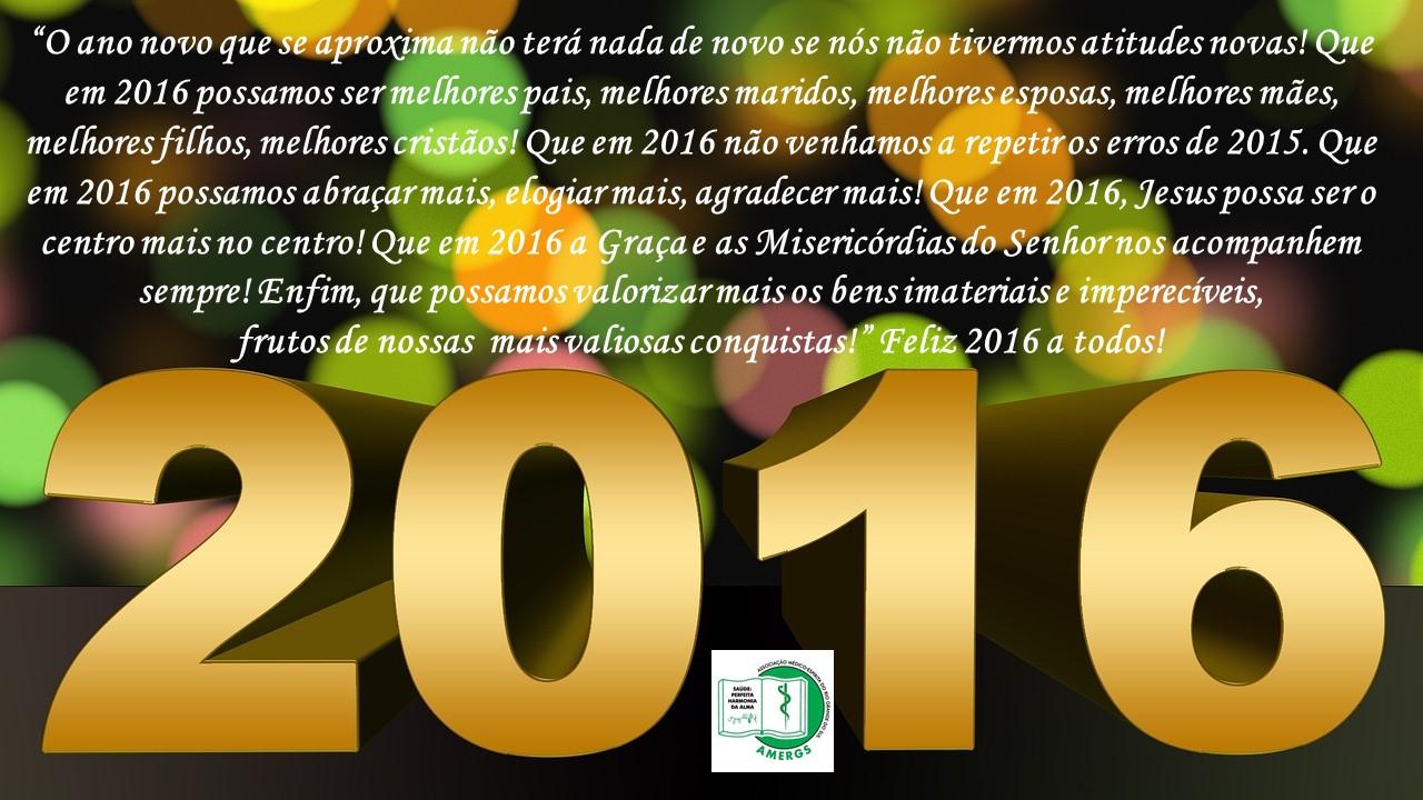 Mensagem fim de ano Amergs