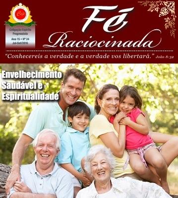 Entrevista com o Dr. Carlos Eduardo Accioly Durgante na Revista Espírita Fé Raciocinada nº 24