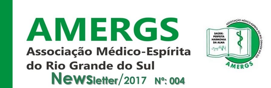 Newsletter AMERGS – Nº: 004 – agosto/2017