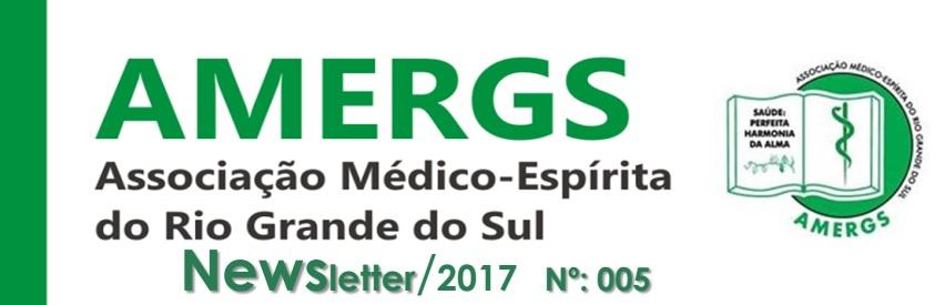 Newsletter AMERGS - Nº: 005 - dezembro/2017