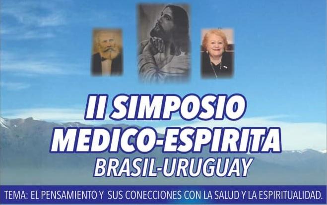 2º Simpósio Médico Espírita Uruguay-Brasil