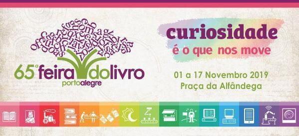 AMERGS presente na 65ª edição da Feira do Livro de Porto Alegre